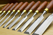 Ashley Iles Mk. 2 Bevel Edged Cabinetmakers Chisels