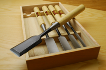 Oukyo Japanese Paring Chisels