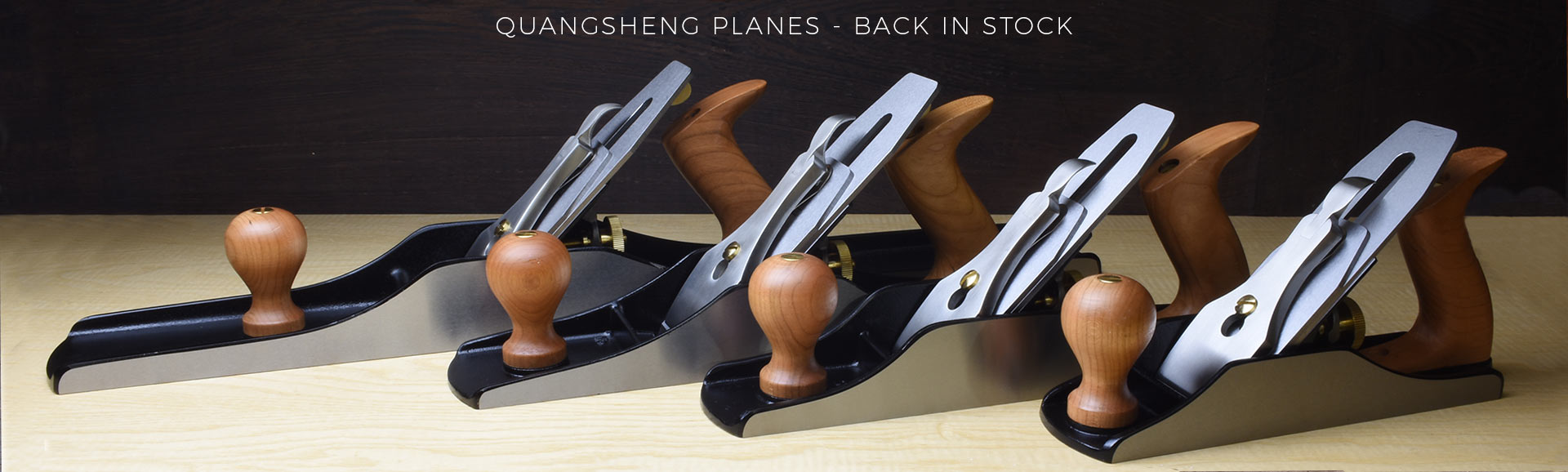 Quangsheng Woodworking Planes