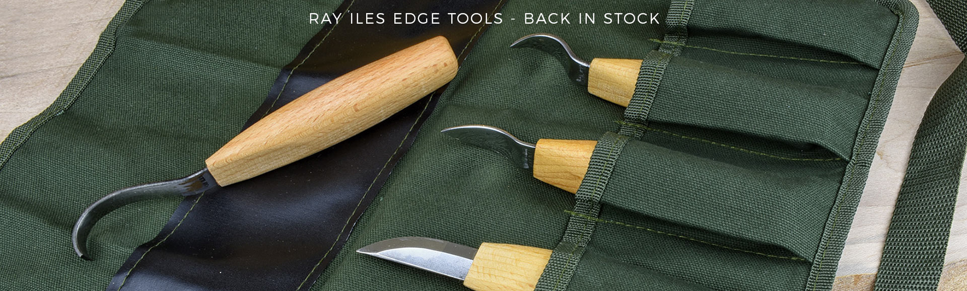 Ray Iles Carving Tools
