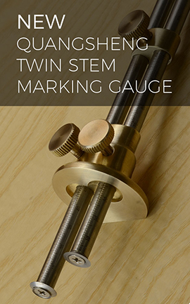 Twin Stem Marking Gauge