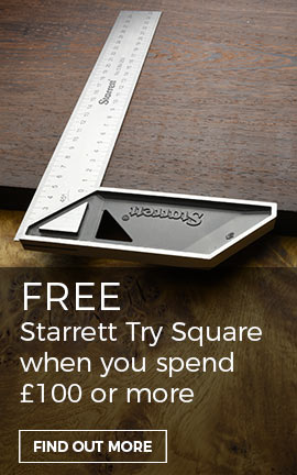 Free Starrett Try Square