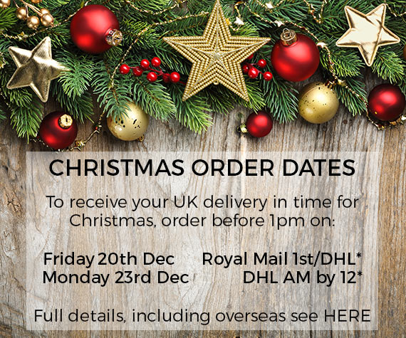 Christmas Order dates