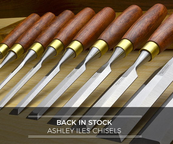 Ashley Iles back in stock