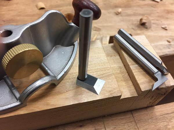 Routing Narrow Stock
